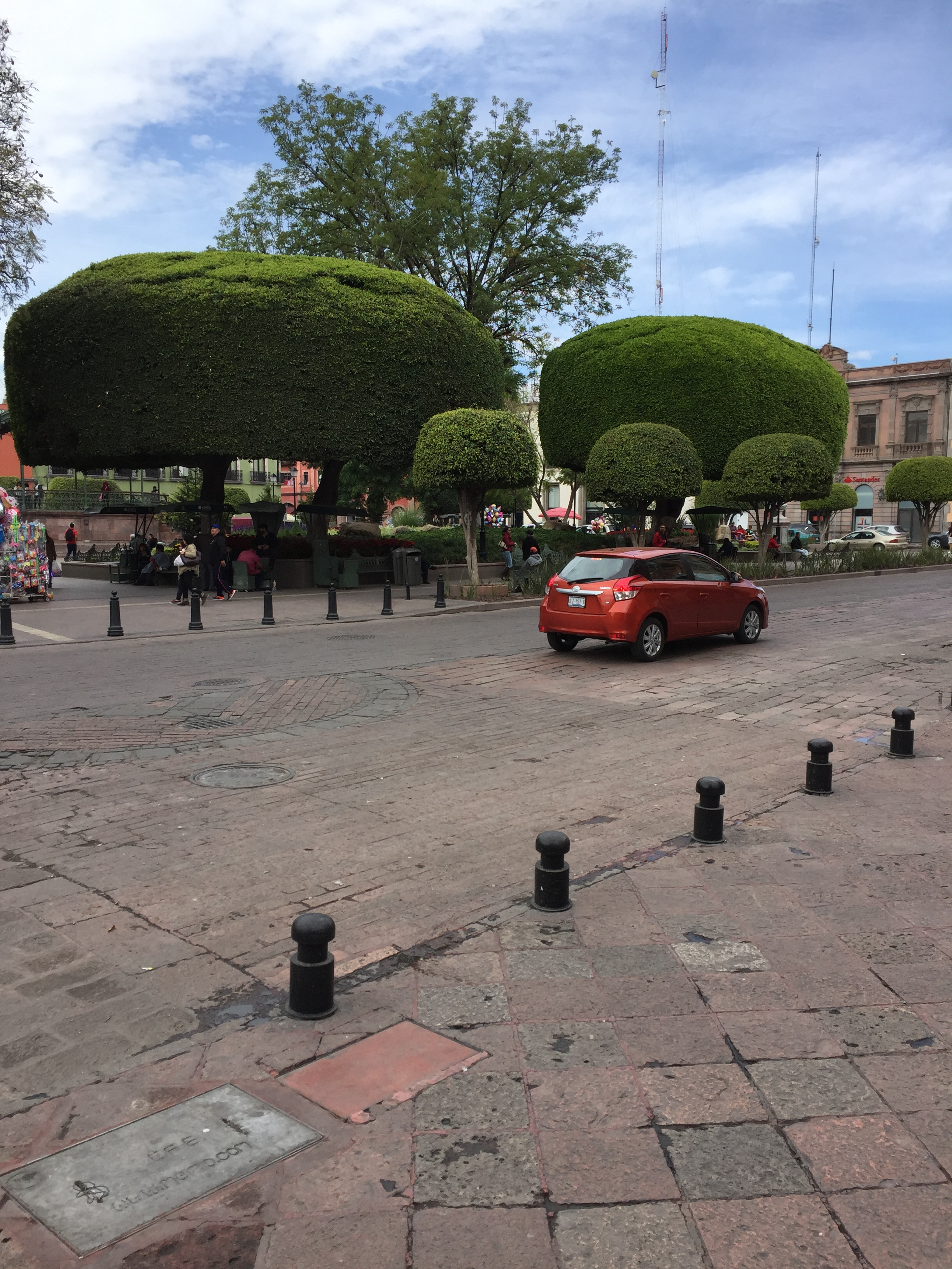 Considered The Safest City In Mexico, Querétaro Also Has One Of The Highest  Standards Of Living. It Is Clean, Well Maintained And Has Been Named The  U0027most ...